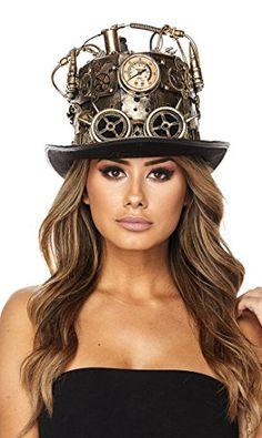 Steampunk Top Hat in Gold SOHO GLAM https://www.amazon.com/dp/B076G9TJQZ/ref=cm_sw_r_pi_dp_x_wunbAbFWTEC7Y