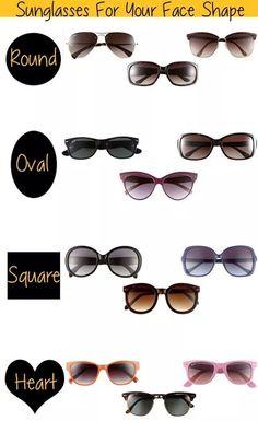 d2081252c48f3 Lentes para tipo de cara Round Face Sunglasses, Oakley Sunglasses,  Sunglasses Outlet, Cheap