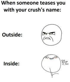 flirting memes with men quotes funny memes people Memes Humor, Funny Crush Memes, Cute Crush Quotes, Crush Humor, New Memes, Stupid Funny Memes, Funny Relatable Memes, Funny Humor, Crush Qoutes
