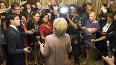 Hillary Camp Warns Moderators: Shut Down Trump