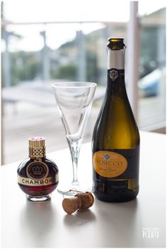 Image of the Week - Photographing Wine | trulymadlykids.co.uk Chambord, Prosecco, Photo Tips, Taking Pictures, White Wine, Whiskey Bottle, Alcoholic Drinks, Posts, Glass