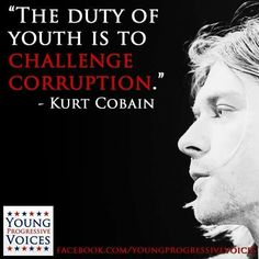 I love this quote and I miss Kurt!