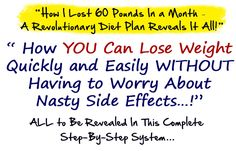 nice Hcg Diet Plan-Lose Up To 60 Pounds With Weight Loss Hcg Diet