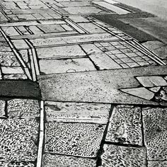 Pikionis, Acropoli paths. Not just a pavement but a work of art.