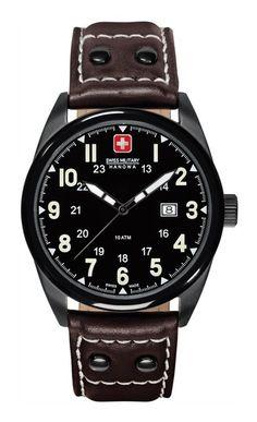 Swiss Military Hanowa Sergeant - Horloge - 36 mm