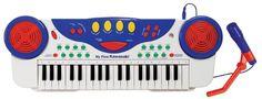 For Minna?  Kidz Toyz My First Kawasaki 37 Key Musical Keyboard: Toys & Games $34.99