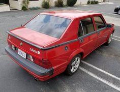 1988 Alfa Romeo Milano Verde