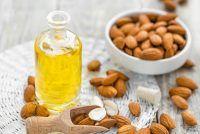 how to lighten skin - almond oil