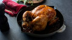 Few dishes are as beloved as a golden roast chicken. It's hard to go wrong with the basic method, but there are some recipes that rise above the rest, yielding a delicious bird that is crisp-skinned and tender-fleshed without any more work. Here's our guide to get you there.