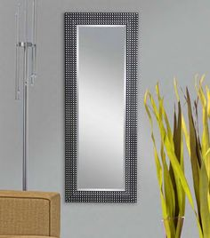 5 Simple and Ridiculous Tricks: Leaning Wall Mirror Simple wooden wall mirror ideas.Black Wall Mirror Entry Ways wall mirror pictures frames.Wall Mirror With Shelf Rustic. Lighted Wall Mirror, Rustic Wall Mirrors, Mirror Wall Bathroom, Modern Mirror Wall, Mirror Interior, Mirror Design Wall, Mirror Designs