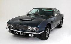 Aston Martin DBS vantage, 1969, Black, Camel interior