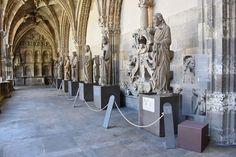 La Catedral de León acerca el proceso de restauración con 'El sueño de la luz, a través del pórtico'
