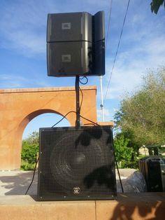 Jbl Subwoofer, Dj Setup, Audio, How To Make Box, Music Stuff, Business Ideas, Horn, Bass, Outdoor Decor