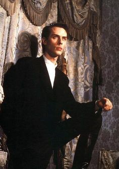 I am magnificent. I am, Peter Murphy.