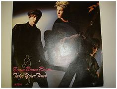 At £4.20  http://www.ebay.co.uk/itm/Boom-Boom-Room-Take-Your-Time-Epic-Records-7-Single-7314-/251151469511