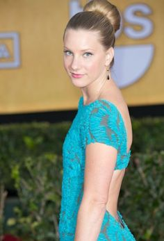 'Glee' Star Heather Morris Pregnant