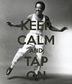 KEEP CALM AND TAP ON