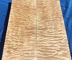 Quilted Maple Drop Top Set on eBay Kimball-Hardwoods