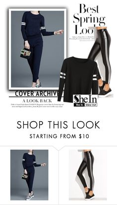 """Shein 6"" by amelaa-16 ❤ liked on Polyvore featuring H&M and shein"