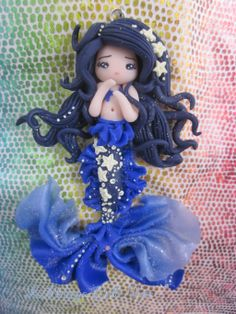 Mermaid Of The Night by Anteam.deviantart.com on @deviantART