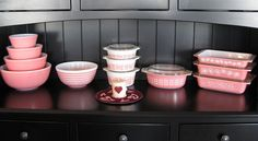 Pyrex Love! by twin72, via Flickr