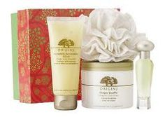 origins ginger products I love anything ginger scented.