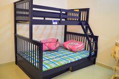💥 CHỈ 4.700.000Đ - GIƯỜNG 2 TẦNG TRẺ EM RUSSELL💥  Tiết kiệm diện tích và không gian cho gia đình, là giải pháp tuyệt vời cho các gia đình có nhiều bé chỉ với 4.700.000đ ------------------------------------------  ✔ Giường 2 tầng trẻ em Russell mang phong cách hiện đại  ✔ Giường 2 tầng Russell có thể dùng được cho cả trẻ em và người lớn  ✔ Bạn hoàn toàn có thể tách làm 2 giường đơn độc lập khi cần  ✔ Được làm bằng chất liệu gỗ thông tự nhiên cao cấp đã qua xử lý chống mối mọt và cong…