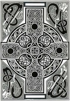 Celtic Cross · Beautiful