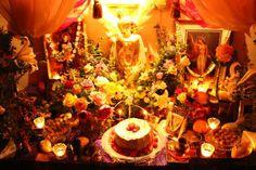 Gaura Purnima...Chaitanya's birthday at Yoga School Kailas