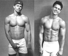 Marky Mark loves his Calvins, meanwhile we like everything else!