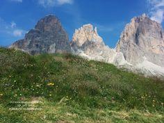 Dolomiten: Wanderung um Plattkofel und Langkofel