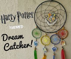 Harry Potter Themed Dream-Catcher!!!: 7 Steps (with Pictures) http://www.instructables.com/id/Harry-Potter-Themed-Dream-Catcher/?utm_campaign=crowdfire&utm_content=crowdfire&utm_medium=social&utm_source=pinterest