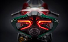 A Ducati 1299 Panigale R Edição Final, close-up, 2017 motos, sportbikes, Ducati Ducati 1299 Panigale, Ducati 916, Motorcycle Lights, Motosport, Sportbikes, Racing Motorcycles, Desktop, Car Painting, Street Bikes