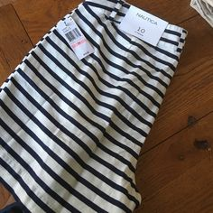 """Super cute shorts New with tags 5"""" inseam Nautica Shorts"""