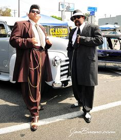 pachuco zoot suits