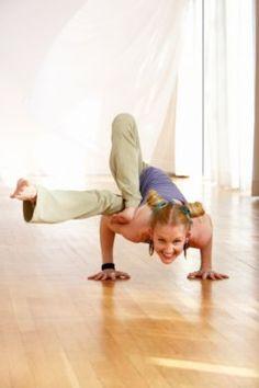 Power Yoga Exercises For Beginners