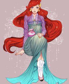 Ariel Disney, Cute Disney, Disney Magic, Little Mermaid Characters, Ariel The Little Mermaid, Disney Characters, Disney Animation, Disney And Dreamworks, Disney Pixar