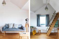 The Hive Beach House, Burton Bradstock, Dorset, Great Britain