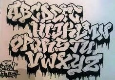 Bildergebnis für graffiti vorlagen