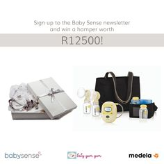For the month of October, BabyYumYum are running a fantastic competition with BabySense and Medela where you stand the chance to win and amazing hamper. Baby Sense, Competition