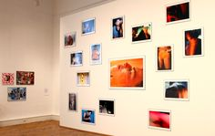 """""""Walter Pfeiffer: In Love With Beauty"""", September - November Landesgalerie Linz / Foto: Land OÖ / Stinglmayer See Photo, September, Photo Wall, Gallery Wall, Frame, Beauty, Home Decor, Linz, Picture Frame"""