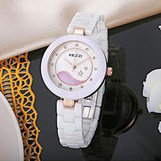 $33.00 (Buy here: https://alitems.com/g/1e8d114494ebda23ff8b16525dc3e8/?i=5&ulp=https%3A%2F%2Fwww.aliexpress.com%2Fitem%2FWomen-Ceramic-Shell-Watch-HongKong-KEZZI-Diamonds-Female-Wrist-watches-Romantic-Sea-Stars-Girls-Watch-Date%2F32519592336.html ) Women Ceramic Shell Watch HongKong KEZZI Diamonds Female Wrist watches Romantic Sea Stars Girls Watch Date Gift For Lover kw1291 for just $33.00
