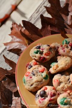 Thanksgiving Leftovers Cookies | Faith, Hope, Love, and Luck Survive Despite A Whiskered Accomplice