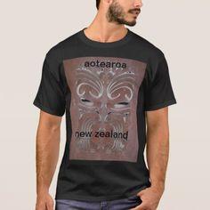 maori aotearoa new zealand T-Shirt  $28.95  by kiwifunnys  - cyo diy customize personalize unique