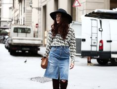 All the pretty birds » Luisa Via Roma Over The Rainbow Street Style