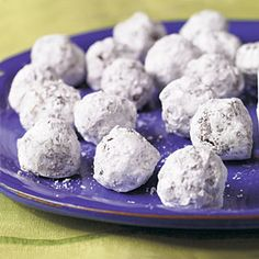 Bourbon Balls | MyRecipes.com