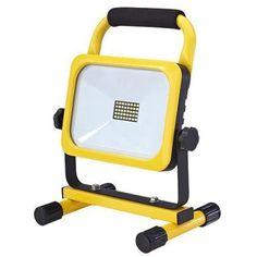 Reflektor Worklight SMD LED 3272, 20W, 7.4V/4400mAh, 1600 lm, IP54 Led