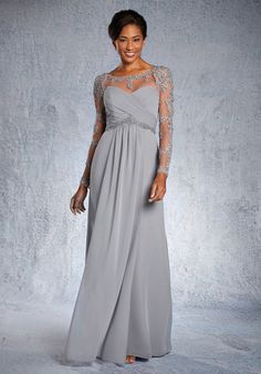 Alfred Angelo Special Occasion 9030 Mother Of The Bride Dress - The Knot