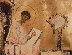 Artists Materials Articles - Gilding on Illuminated Manuscripts Using Contemporary and Historical Methods - Natural Pigments Ancient History, Art History, Artist Materials, Science Art, Christian Art, Illuminated Manuscript, Byzantine, Book Art, Contemporary