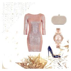 A fashion look from December 2016 featuring body con dress, pointed-toe pumps and studded handbags. Browse and shop related looks. Studded Handbags, Pointed Toe Pumps, Christian Louboutin, Topshop, Fashion Looks, Bodycon Dress, Michael Kors, Formal Dresses, Polyvore
